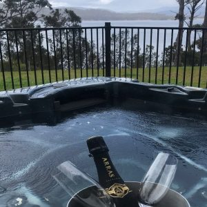 Spa Accommodation Tasmania